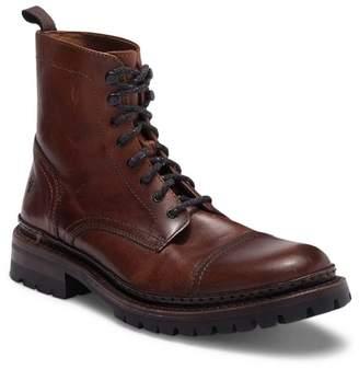 Frye George Cap Toe Boot