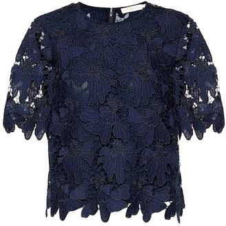 Tory Burch Nicola lace top