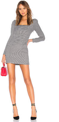 L'Academie The Lila Mini Dress