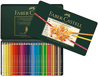 Faber-Castell Polychromos 36-Piece Colored Penc