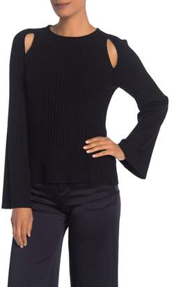 4154e3378be Cut Out Cashmere Sweater - ShopStyle