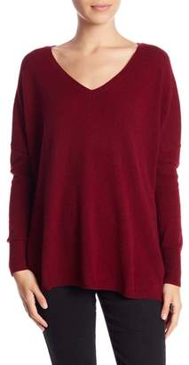 Minnie Rose Cashmere Boyfriend Sweater