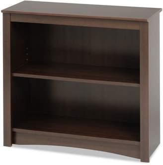 Prepac Two-Shelf Bookcase