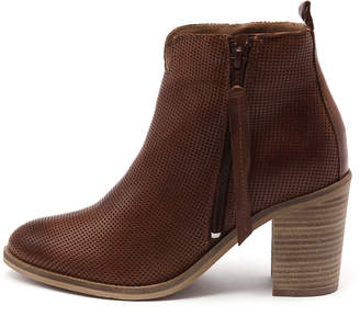EOS Notan Brandy Boots Womens Shoes Casual Ankle Boots