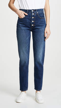 Joe's Jeans x We Wore What Danielle High Rise Jeans