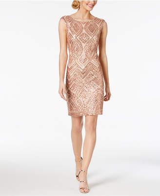 7d0234aa9cf Vince Camuto Sleeveless Sheath Dresses - ShopStyle