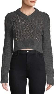 Rosie Assoulin Embellished Sweater