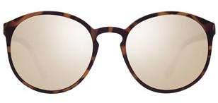 Le Specs Swizzle Matte Tort Sunglasses