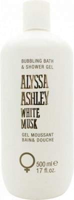Alyssa Ashley White Musk Shower Gel 500mL