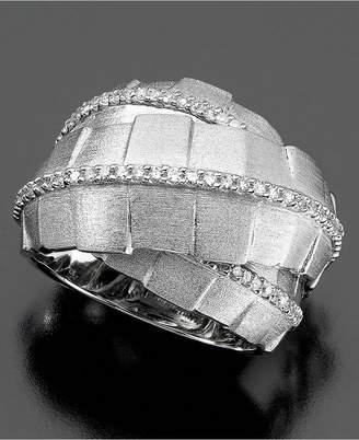 Effy Balissima by Diamond Wrap (3/8 ct. t.w.) in Sterling Silver