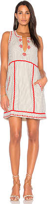 Ella Moss Marini Embroidered Dress