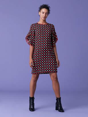 Diane von Furstenberg Tula Shift Dress
