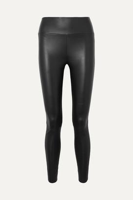 SPRWMN Leather Leggings - Black