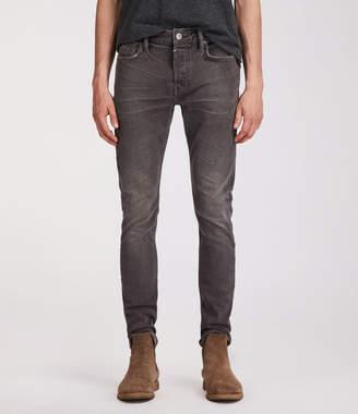 AllSaints Galendo Rex Straight Skinny Jeans