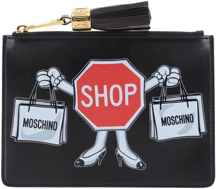 Moschino MOSCHINO COUTURE Pouches
