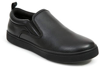 Deer Stags Men's Depot Memory Foam Slip-Resistant Oil-Resistant Non-Marking Dress Comfort Slip-On Men's Shoes