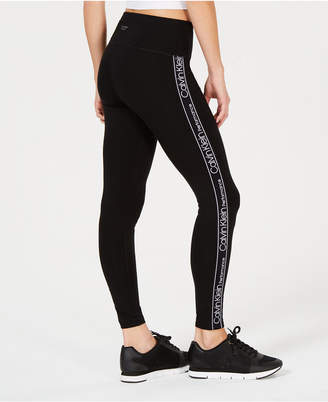Calvin Klein High-Waist Logo Leggings