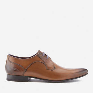 Ted Baker Men's Martt 2 Leather Leather Derby Shoes - Tan