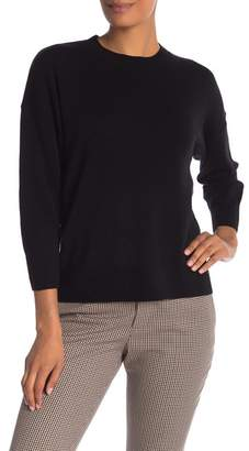 Equipment Melanie Wool & Cashmere Crew Neck Sweater