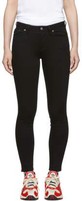 Acne Studios Bla Konst Black Climb Jeans