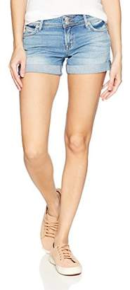 Hudson Jeans Women's Croxley MID Thigh Flap Pocket Short