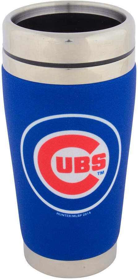 Hunter Manufacturing Chicago Cubs 16 oz. Stainless Steel Travel Tumbler
