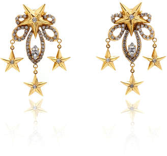 Erickson Beamon Reach For The Stars Earrings
