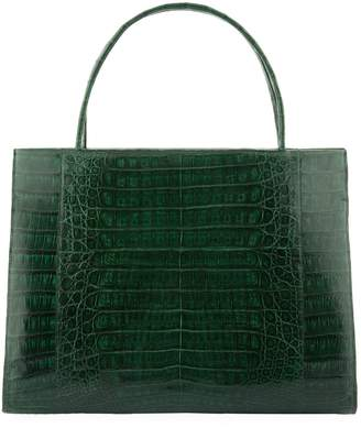 Nancy Gonzalez Large Crocodile Wallis Tote