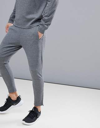 Asos 4505 super skinny training joggers with zip cuff