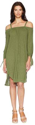 Three Dots Eco Knit Dress Women's Dress