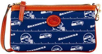 Dooney & Bourke Seattle Seahawks Nylon Wristlet