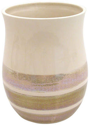 Famous Home Fashions Mesmerize Latte Waste Basket