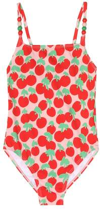 Stella McCartney Cherry-printed swimsuit