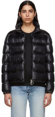 Moncler Black Down Copenhagen Jacket