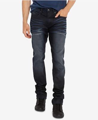 Buffalo David Bitton Men's Six-X Dark Blue Jeans