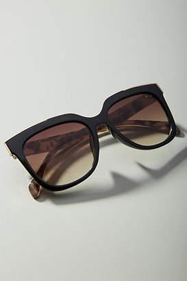 Anthropologie Madelaine Tortoise Sunglasses