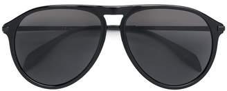 Alexander McQueen Eyewear classic aviator sunglasses