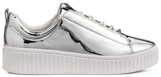 H&M Sneakers - Silver