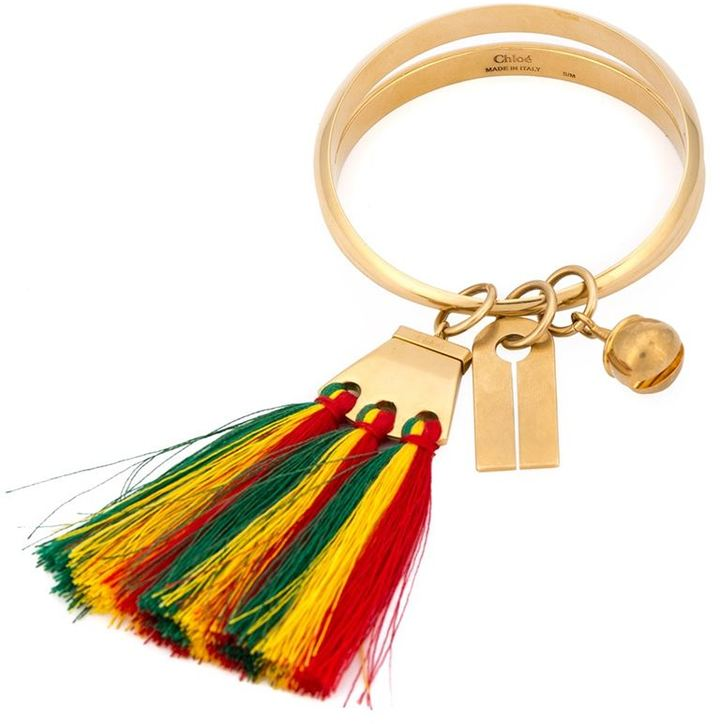 Chloé  Chloé Janis Tassel Bangle