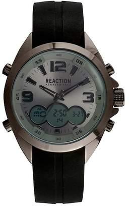 Kenneth Cole Reaction Men's Analog Quartz & Digital Sport Watch, 46.5mm