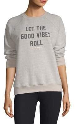 Spiritual Gangster Vibes Roll Sweatshirt