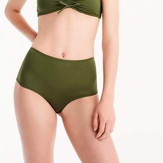 J.Crew Playa Atlantic cheeky high-waist bikini bottom