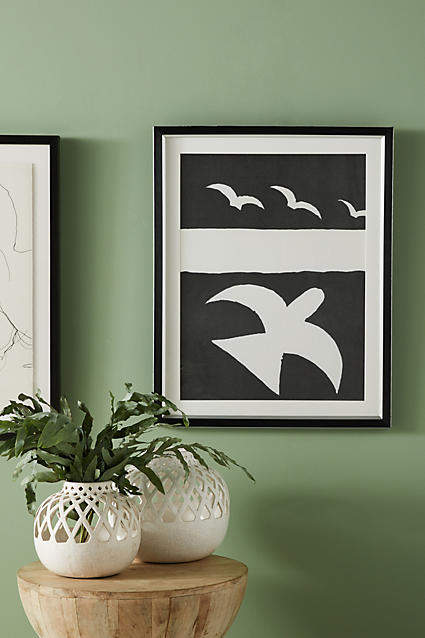 Finn & Ivy by Soicher Marin Birds Wall Art