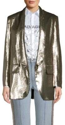 Each X Other Sequin Blazer