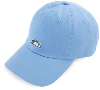 Vineyard Vines Fish Taco Logo Baseball Hat
