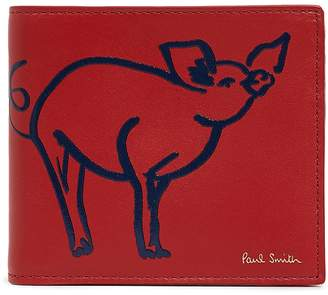 e4f7a4768a693f Paul Smith Red Men's Wallets - ShopStyle