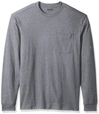 Wolverine Men's Knox Long Sleeve Pocketed Wicking Tee