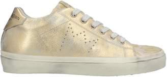 Leather Crown Low-tops & sneakers - Item 11606951ME