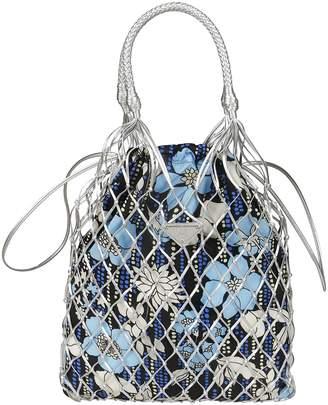 Prada Mesh Shoulder Bag