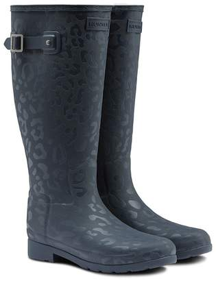 Hunter Insulated Refined Tall Waterproof Rain Boot (Women)
